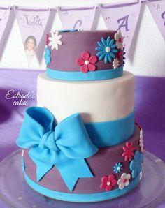 Estrade's cakes: tarta de Violetta