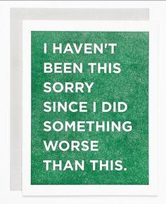 Im sorry!
