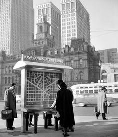 Detroit in 1955