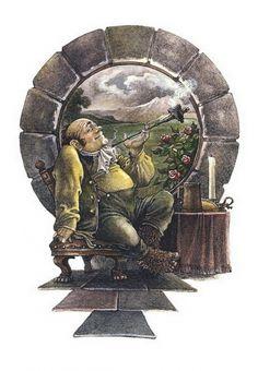 Bilbo by Roman Pisarev