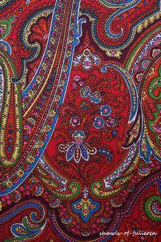 Уплотненная шаль Сельби 1188-6, автор неизвестен, рисунок восстановила Татьяна Сухаревская.