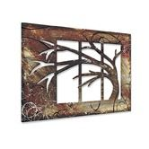 Found it at Wayfair - Reaching Out II Metal Wall Sculpture