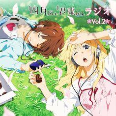 Shigatsu wa kimi no uso, Your Lie in April, Tsubaki, Kaori