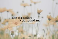 You Found Me- the Fray