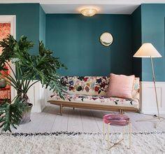 Niet zo'n fan van wit? 10 x De leukste Instagram-accounts met kleurrijke interieurs | NSMBL.nl