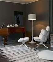 Butaca: HUSK - Colección: B&B Italia - Diseño: Patricia Urquiola