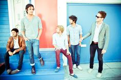 I absolutely LOVE Young the Giant.
