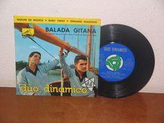Dúo Dinámico   7´´ Mega Rare Vintage Extended Play Spain 1962