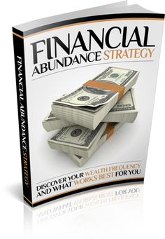 Whose Fault When You're Lack Of Financial Abundance? Is the fact that you would like to learn to have better financial abundance strategies but just don't know  In This Book, You Will Learn:  Wealth Frequency And The Benefits Attracting Compatible Patterns Understand Your Vibrational Hum Shifting Your Vibration Creating What You Want And so much more!  www.persiabooks.org