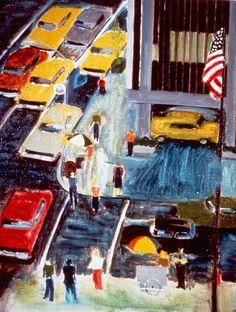 New York Yellow Cab #2 -