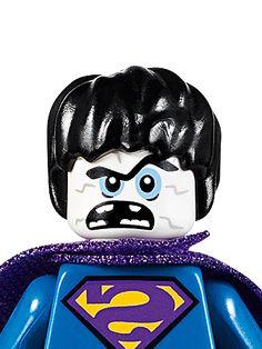 Mighty Micro Bizarro - Characters - DC Comics Super Heroes LEGO.com