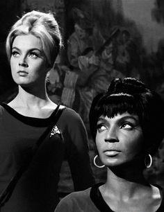 Star Trek Girls - TOS