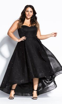 b3f7d296997 Sweet Jewel Maxi Dress - black  219  ccworldofcurves Navy Ball