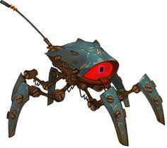 Probe Bot from WildStar