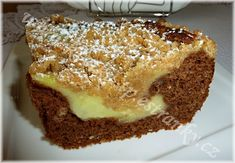 Czech Recipes, Banana Bread, French Toast, Breakfast, Foods, Fit, Food Food, Food Items