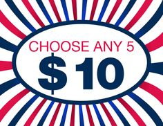 SALE  -  Choose Any 5 for 10:    Digital Scrapbook Paper Packs. $10.00, via Etsy.