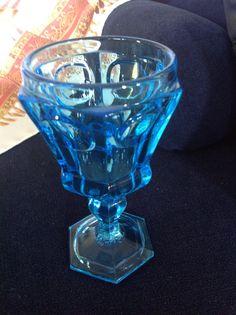 Glas (vaseline) rond 1850 gemaakt voor Tsaar Nicholaas 1 Peterhof  St.Petersburg. Fedorovsk brothers