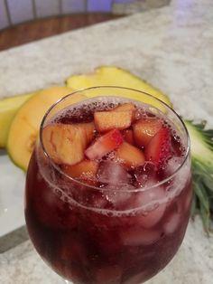 You searched for sangria - Página 2 de 5 - Edgardo Noel Puerto Rican Sangria Recipe, Puerto Rican Recipes, Vodka Sangria, Sangria Recipes, Fruit Punch, Latin Food, Spanish Food, Puerto Ricans, Healthy Drinks
