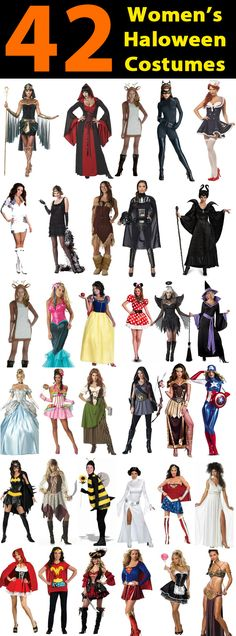 42 Women's Halloween Costumes - 2Spooky Costumes