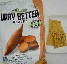 Gluten Free Discoveries, Searching for the best GF snacks - Part 3 Gluten Free Chips, Snack Recipes, Snacks, Tortilla Chips, Quinoa, Sprouts, Sweet Potato, Potatoes, Good Things