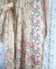 Creative Food Art, Silk, Salwar Suits, Dresses, Design, Vestidos, Dress, Gown