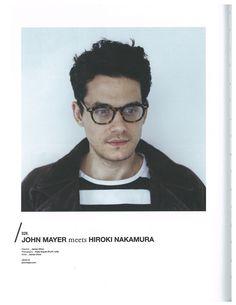 john mayer meets hiroki nakamura