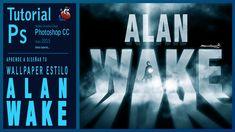 Tutorial photoshop fotomontaje estilo Alan Wake wallpaper by @ildefonsos...