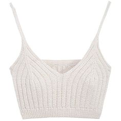 EGELBEL Women's V Neck Slim Fit Crop Tops ($20) ❤ liked on Polyvore featuring tops, crop top, white tops, v-neck tops, white v neck top and vneck tops