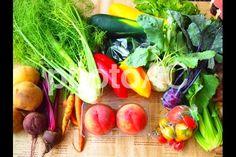 高原の野菜たち