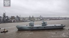 Hms Prince Of Wales, Navy Carriers, British Armed Forces, Boat, News, Dinghy, Boats, Ship