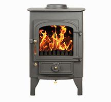 Clearview Pioneer 400 from The Stove Room, Manchester, Cheshire & the North West - One of our most popular stoves
