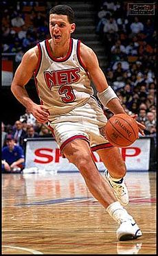 Dražen Petrović - If it wasnt for his untimely death, he would have been one of the greatest to have ever played. Not even the geart Jordan was able to guard him when they played against each other.