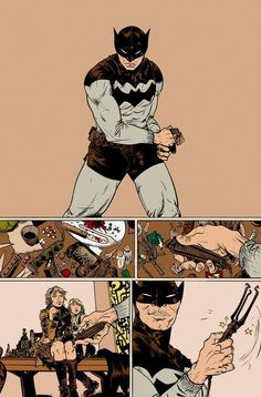 Batman: One Hundred by Paul Pope Dc Comics, Batman Comics, Comic Book Artists, Comic Artist, Comic Books Art, I Am Batman, Batman Art, Bob Kane, Dc Vibe