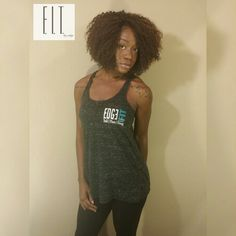 EDGE FIT Flowy Women's Tank