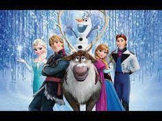 Recenzia mea pentru Frozen!