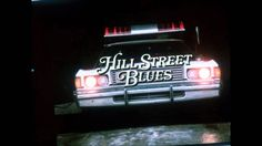 Hill Street Blues Theme Song 1981 - 1987- Only TV show I remember my dad watching.  Theme song takes me back.
