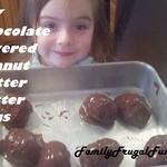 DIY Homemade Chocolate Peanut Butter Easter Eggs
