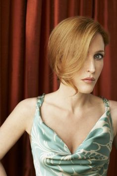 44 Reasons Gillian Anderson Is Awesome