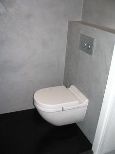 Meer dan 1000 afbeeldingen over inspiratie wc op pinterest toiletten toiletpapier en gastentoilet - Deco wc grijs ...