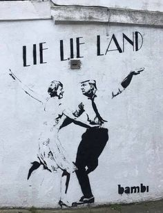 Donald Trump and Theresa May star in Lie Lie Land