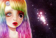 Cosmic Radiation by Saccstry on deviantART