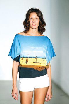 Spring Fashion 2013 Trend Photo Print Agnes B