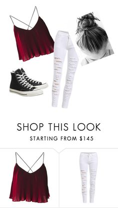 """""""Summer City"""" by izabella-earnest on Polyvore featuring Converse"""