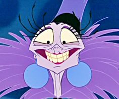 yzma emperor's new groove - Google Search I like this picture of Yzma because the caricatures of old age do help me get a generally understanding of what to look for in my face