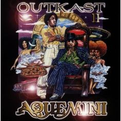 On No. 500: OutKast, 'Aquemini'  Though I am not a Rap / Hip hop afficianado, this is indeed a really good album. (3 stars)