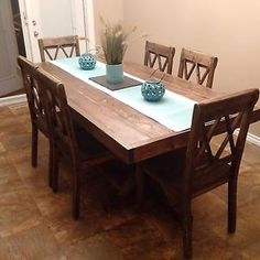 Dining Room Reno Done