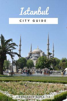 Que visiter à Istanbul en une semaine ? retrouvez tous les incontournables de la cité millénaire de Turquie ! #istanbul #turquie