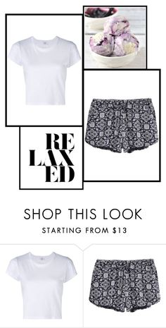 """""""Outfit # 3570"""" by miriam83 ❤ liked on Polyvore featuring RE/DONE"""