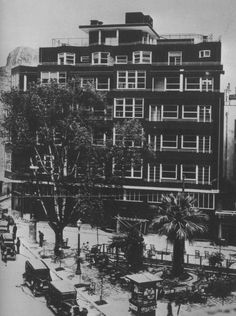 Exarchia square and the famous BLUE apartment building. Athens History, Greece History, Old Photos, Vintage Photos, Athens Greece, Summer Of Love, Ancient Greek, Once Upon A Time, Old Town