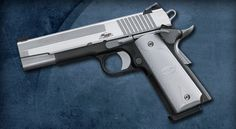 Sig Sauer Platinum Elite 1911  45ACP Find our speedloader now!  http://www.amazon.com/shops/raeind